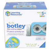 Learning Resources, Botley® the Coding Robot Activity Set, 77 Pieces, Ages 5-10 Years