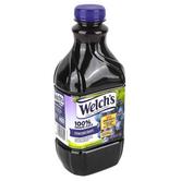 Welch's, 100 Percent Grape Juice, White or Purple, 46 ounces