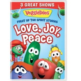 Pre-buy, VeggieTales, Fruits of the Spirit Stories Volume 1: Love, Joy, Peace, DVD