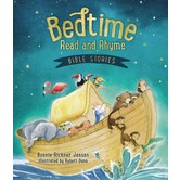 Bedtime Read and Rhyme Bible Stories, by Bonnie Rickner Jensen and Robert Dunn, Hardcover