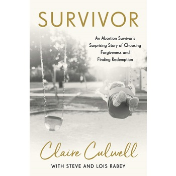 Pre-buy, Survivor, by Claire Culwell, Lois Mowday Rabey, & Steve Rabey, Paperback