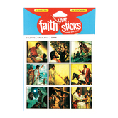 Tyndale, Faith That Sticks, Life of Jesus Stickers, Package of 54