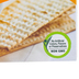Swanson, Manischewitz Unsalted Matzos Bread, 10 pieces