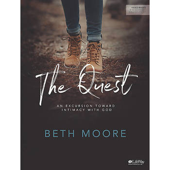 The Quest Leader Kit: An Excursion Toward Intimacy with God, by Beth Moore, Kit
