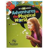 Master Books, Lets Talk Science Level 2 Adventures in the Physical World, 360 Pages, Grade 2