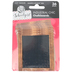 Schoolgirl Style, Industrial Chic Chalkboards Mini Cutouts, 3 x 2.5 Inch, 36 Pieces