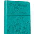One-Minute Prayers for Women Gift Edition, by Hope Lyda, Teal