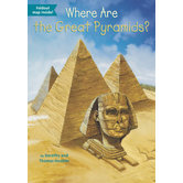 Where Are the Great Pyramids by Dorothy Hoobler, Thomas Hoobler, and Jerry Hoare, Paperback