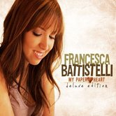 My Paper Heart (Deluxe Edition), by Francesca Battistelli, CD