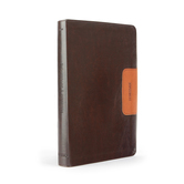 MSG The Message Slimline Bible, Duo-Tone, Multiple Colors Available