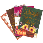 Renewing Faith, Thanksgiving Box Cards, 12 Cards with Envelopes