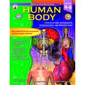 Skills for Success: Human Body, Grades 4-6