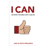 I Can Do What the Bible Says I Can Do, by Jake Provance & Keith Provance, Paperback
