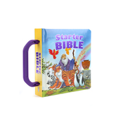 Starter Bible, by Thomas Nelson, Board Book with Handle