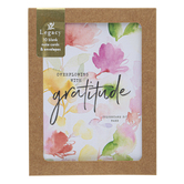 Legacy Publishing Group, Gratitude Boxed Note Cards, 5 3/4 x 4 1/2 inches, 10 Cards & Envelopes