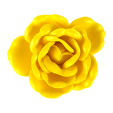 Bright Ideas, Small Adhesive Flower Wall Decor, Multiple Colors Available, 4 Inches