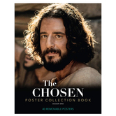 The Chosen Poster Collection Book: Season One, by Belle City Gifts, Paperback