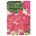 Dayspring, Beautiful Flowers Birthday Boxed Cards, 12 Cards with Envelopes