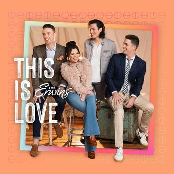 This Is Love, by The Erwins, CD