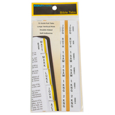 Salt & Light, Large Vertical Bible Tabs, Multiple Colors Available, 72 Tabs
