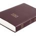 NIV Gift & Award Bible, Paperback, Burgundy