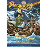 Swept Into the Sea, Imagination Station, Book 25, by Sheila Seifert & Chris Brack