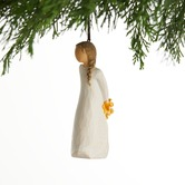 Willow Tree, For You Ornament, by Susan Lordi, Resin, 4 1/4 inches