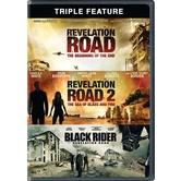 Pure Flix Triple Feature: The Revelation Road Trilogy, 3 DVD Set