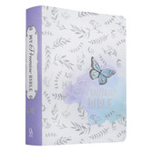 KJV My Promise Journaling Bible, Hardcover, Multiple Colors Available