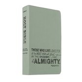 NLT Teen Slimline Bible, Duo-Tone, Multiple Colors Available