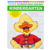 Creative Teaching Materials, Ultimate Skill Builder Kindergarten Activity Book, 320 Pages, Grade K