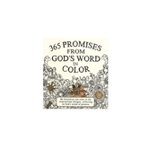 365 Promises From God's Word In Color, by Christian Art
