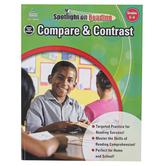 Carson-Dellosa, Compare and Contrast Resource Book, Spotlight on Reading, Paperback, Grades 5-6