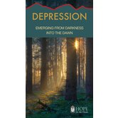 Depression: Emerging From Darkness into Dawn, Hope For The Heart Series, by June Hunt