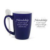 Spoon Mug - Friendship