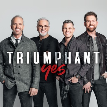 Yes, by Triumphant Quartet, CD