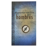 Christian Art Gifts, Momentos Con Dios Para Hombres, by Andy Holmes, Paperback