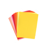 "Pacon, Warm Tru-Ray Sulfite Construction Paper Pack, 50 Sheets, 9""X12"", Asst'd"