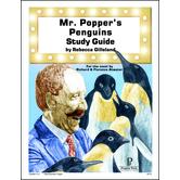 Progeny Press, Mr. Popper's Penguins Student Study Guide, Paperback, 60 Pages, Grades 3-6
