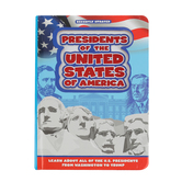 Presidents of the United States of America by Jodie Shepherd, Hardcover, 52 Pages, Ages 3-10