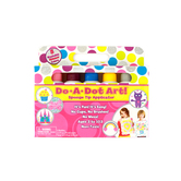 Do-A-Dot Art Washable Markers, 2 1/2 ounces, Assorted Shimmer Colors, Set of 5