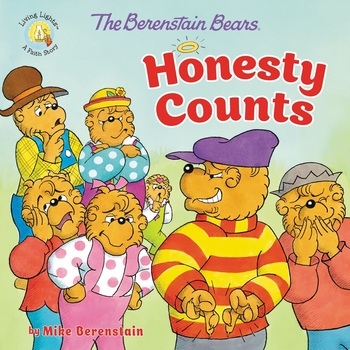 The Berenstain Bears Honesty Counts, by Mike Berenstain, Paperback