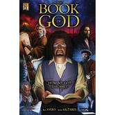 The Book of God, by Ben Avery and Javier Saltares, Paperback