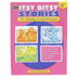 Teacher Created Resource, Itsy Bitsy Stories for Reading Comprehension Workbook, 48 Pages, Grade K