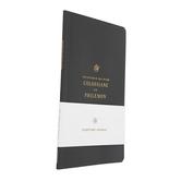 ESV Scripture Journal: Colossians and Philemon, Paperback, Black