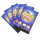 Salt & Light, The Good Spirit Gospel Tracts, 5 1/4 x 3 1/2 inches, Set of 50 Tracts