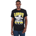 Red Letter 9, Lord's Gym, Men's Short Sleeve T-Shirt, Black