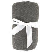 Carson Home Accents, Mom I Owe It All To You Sherpa Blanket, Polyester, Gray, 50 x 60 inches