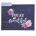 Carolina Pad, The Silver Lining Collection, File Folders, 11 1/4 x 9 1/2 inches, 6 Folders