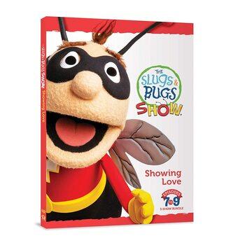 The Slugs & Bugs Show: Showing Love, DVD